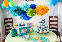 Toddler Birthday - Boy