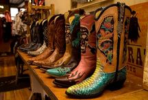 These Boots Are Made For Walkin' / by Marlene Roney