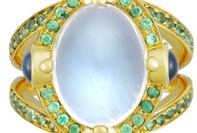 By the Light of the Moonstone...and Opals!