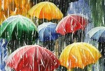 Singing In The Rain / by Marlene Roney