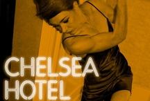 Earthfall - Chelsea Hotel / Saturday 27th April 2013