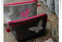 miniatures a coudre, a tricoter......