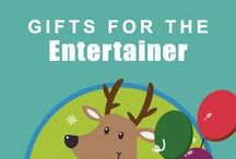 Blitzen: Gifts for the Entertainer