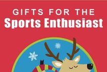 Dasher: Gifts for the Sports Enthusiast  / by The Scoop