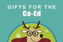 Donner: Gifts for the Co-Ed