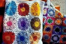 Crochet Purses, Bags and Basket Patterns / by Connie Baker