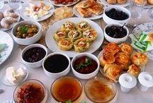cuisine arménienne et orientale / by Annie Debulois