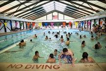 Swimming Classes for Kids / Fun ways to get your kids active this summer.