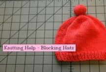 Knitting Hats / Patterns for hand knit hats / by VeryPink Knits