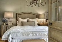Bedrooms / by Morgan Simmons