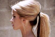 •Hair ideas