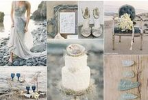 Wedding Color Palettes / Here are great wedding colors that will make your special day stand out! / by Snappening