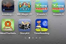 Apps & Websites For Parenting / Apps and Websites for parents to help teach and entertain kiddos. Also about cyber-security and screenagers.