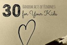 Fun Things For Kids / Great tips to keep your kiddos entertained and to teach them a few things while having fun too.
