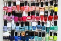 Beauty & Makeup / Beauty, make up, makeup, lips, lipstick, eye shadow, smoky eyes, cheeks, blush, eyeliner, nails, nail polish, colors / by Zelfist / Zehra Elif Taş