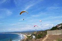 Ruta del Sol Ecuador / Ruta del Sol o Spondylus. Playas de Ecuador http://destinosalinas.com/