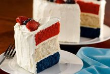 Red, White & Blue / by Lisa Peterson