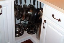 Clever Tricks - Kitchen / by Lisa Peterson
