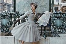 Fashion Circa 1950s / by Tracy Lynn