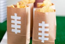 Tailgating Ideas / Great tailgating ideas for all shapes, sizes and sports.