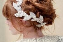 Wedding Day Hair! / Ah, what will you do with your do? We're here to help provide our favorite wedding day hair inspiration and provide you with the latest wedding day hair trends.  We've got your bobby pins covered on this pinboard! / by Snappening