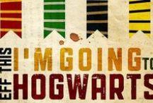 Hogwarts Is My Home / I will Always be a Potterhead! Always.  / by Adrian Capri