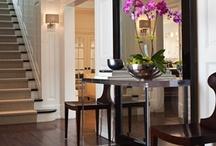 home decor / home decor, DIY home decor, animal heads, eclectic decor pieces