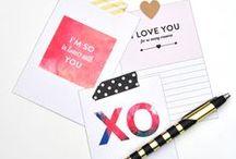 Holiday-Valentine's / Valentine's idea, homemade valentine's cards, homemade valentine's gift