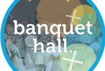 Event Venues: Banquet Halls / Our banquet halls board is full of some of our favorite banquet halls from across Indiana! Banquet halls make ideal event venues for weddings, special events and corporate meetings.