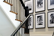 Well Dressed Staircases /Hallways