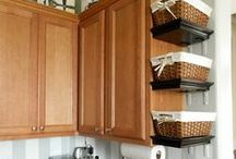 Kitchen Decor~Organizing & Cleaning Tips / by Kesha Reams-Billops