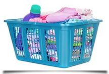 Laundry Room Ideas & Laundry Tipz / by Kesha Reams-Billops