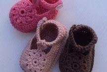 Scarpine lana&cotone