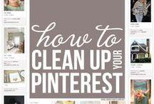 Pinterest & Social Media Info. / by Kesha Reams-Billops