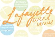 Lafayette Event Venues / Looking for a great place to host your next event? Lafayette, Indiana is home to plethora of beautiful venues for weddings, meetings and events.