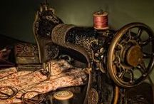 Sewing Machines and Tools / by Tracy Lynn