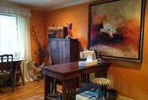 Decor Sewing Craft Office / by Tracy Lynn