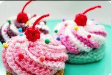 Crochet - Desserts & Other Food / by Tanya Burkhart