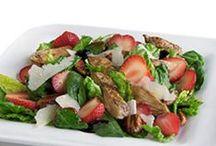 Fruits, Veggies and Salads