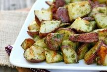 Potatoes, Sweet Potatoes, and Potato Salads