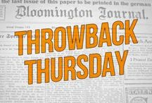 #ThrowbackThursday / A collection of our #ThrowbackThursday galleries. Do you have an idea for a #tbt collection? Let us know in a comment on one of our pins.