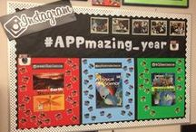 Science Bulletin Boards {Ron Carrier}