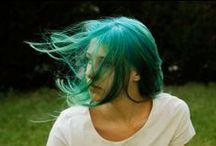 Ref. Coloured Hair