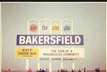 BaKeRsFiELd Ca / Where we call home. / by Donna Burnite-Martin