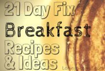 21 Day Fix Breakfast Ideas / 21 Day Fix Friendly Breakfast Ideas. #breakfast #healthy #21DayFix #nutrition #clean #meal #recipes  For #fitness #challenges and #accountability and groups visit my website or connect with me over on Facebook.  Facebook.com/Roni.Mcd LosingScrews.com