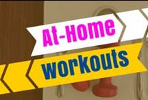 At home workouts / At home workouts. For complete well rounded home based programs, and meal tips and tricks, #fitness #challenges and #accountability visit my website or connect with me over on Facebook.  Facebook.com/Roni.Mcd LosingScrews.com