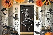Halloween Porch / by Tracy Lynn