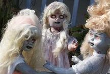 Halloween Dolls / by Tracy Lynn