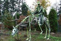 Halloween Skellies / by Tracy Lynn