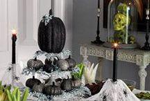 Halloween Indoor Decor / by Tracy Lynn